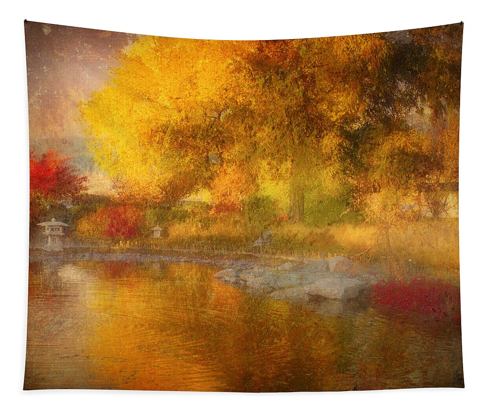 Autumn Tapestry featuring the photograph The Colours I See When I Dream Of You by Tara Turner