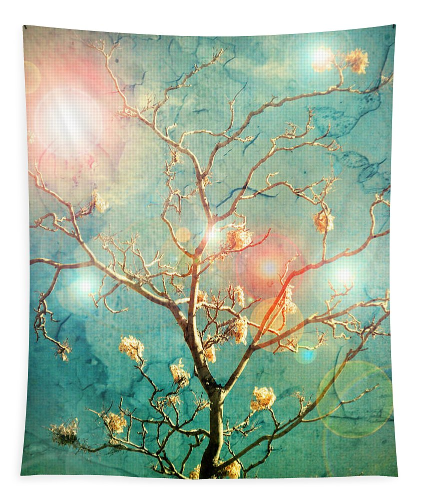 Tree Tapestry featuring the photograph The Memory Of Dreams by Tara Turner