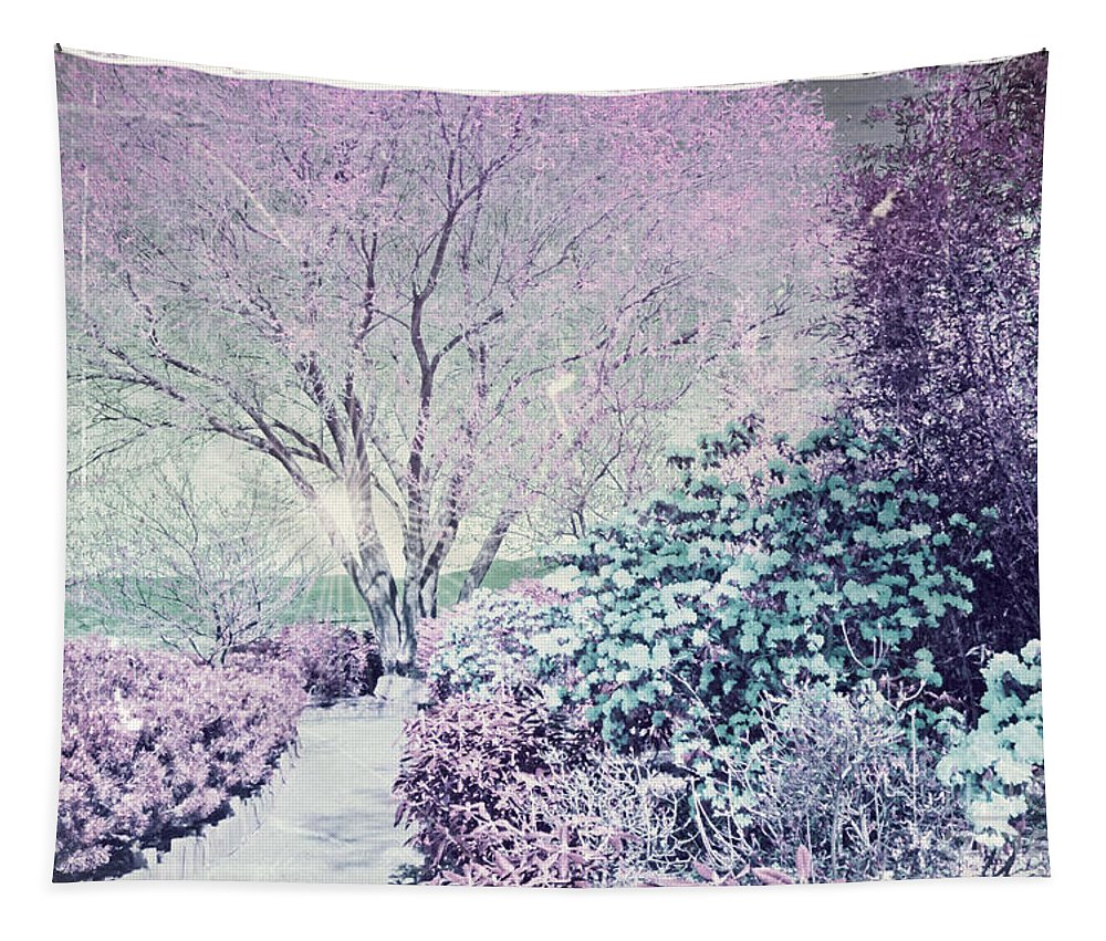 Light Tapestry featuring the photograph The Old Soul Of Spring by Tara Turner