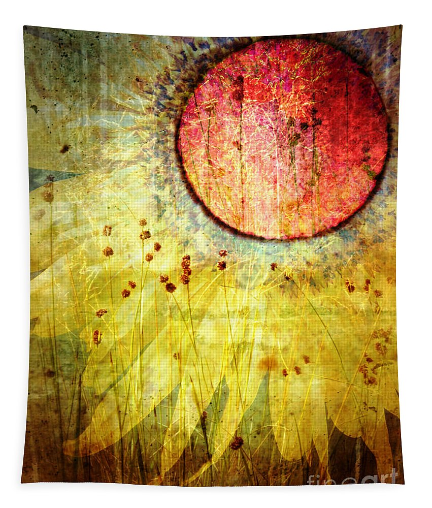 Flower Tapestry featuring the photograph The Petals by Tara Turner