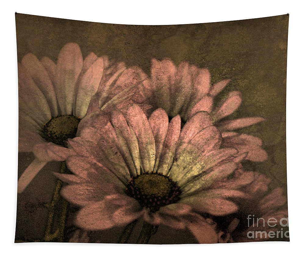Texture Tapestry featuring the photograph The Soft Glow Of Spring by Tara Turner