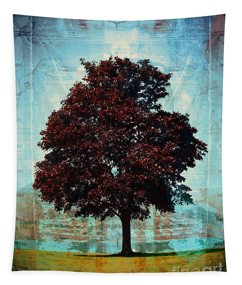 Tree Tapestry featuring the photograph The Stand Still by Tara Turner
