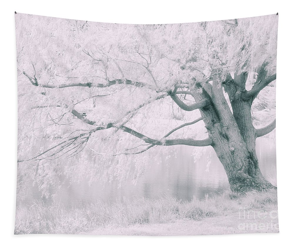Tree Tapestry featuring the photograph There Was A Time.... by Tara Turner