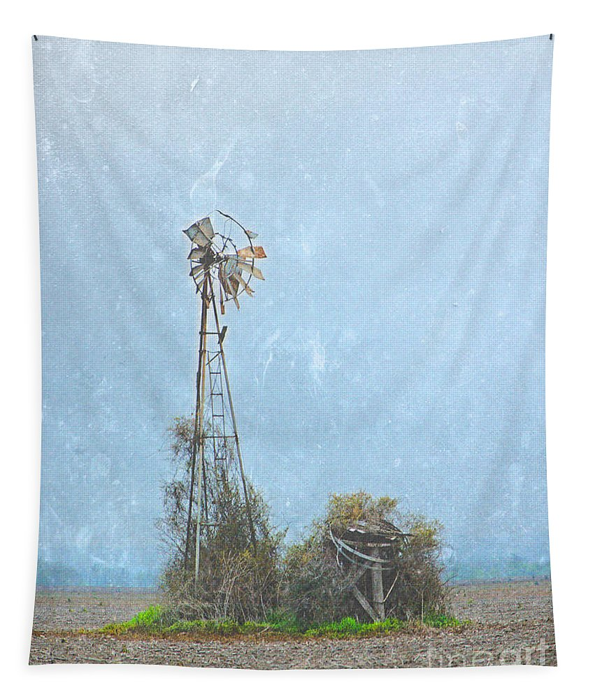 Timeless Tapestry featuring the photograph Timeless by Gary Richards