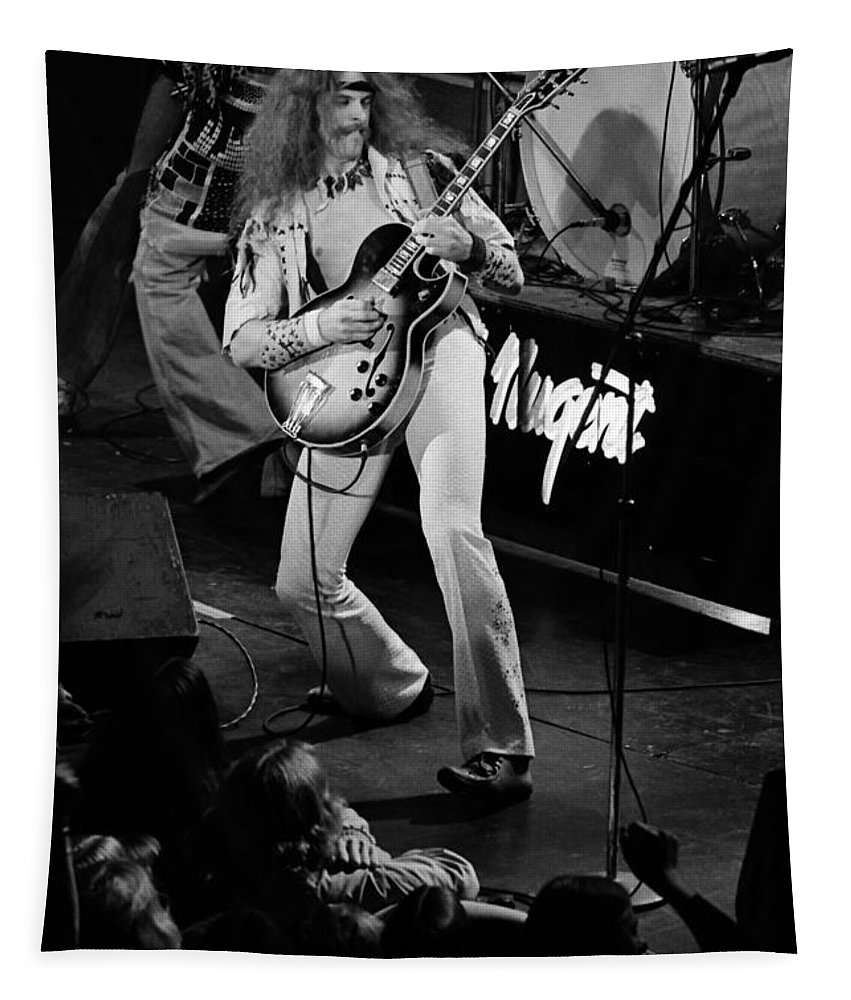Classic Rock Tapestry featuring the photograph Tn#15 by Ben Upham