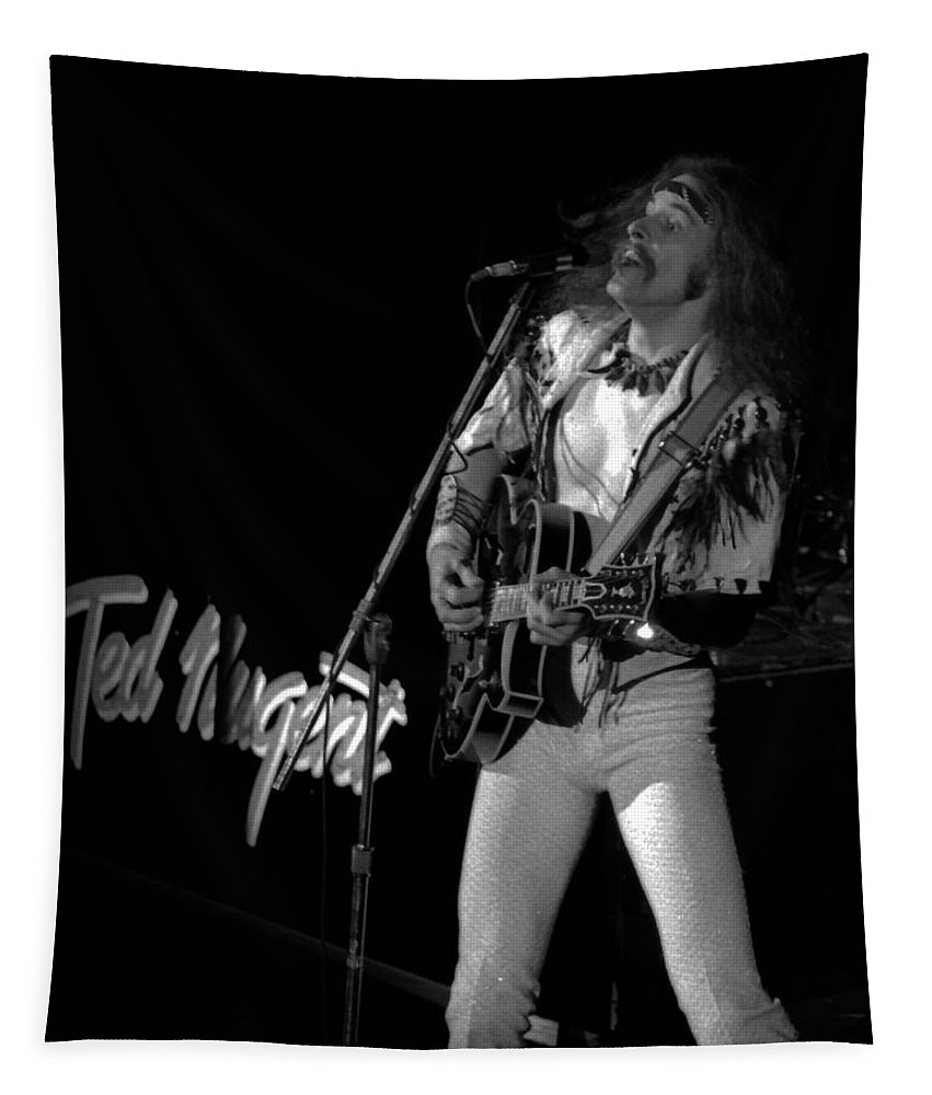 Classic Rock Photos Tapestry featuring the photograph Tn#4 by Ben Upham