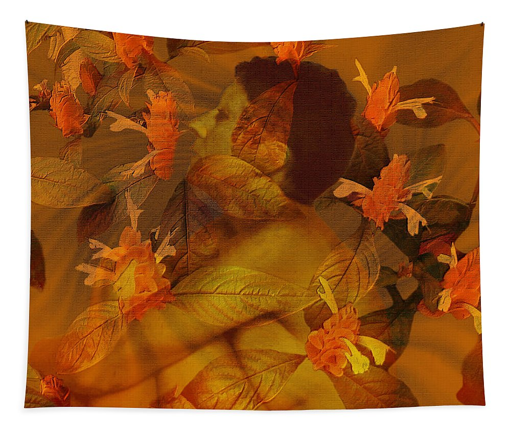 Nudes Tapestry featuring the photograph Tranquility by Kurt Van Wagner