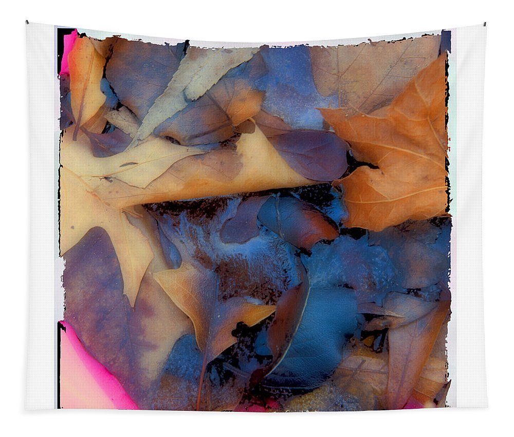 Leaves Tapestry featuring the photograph Turning Leaves by Stephen Anderson