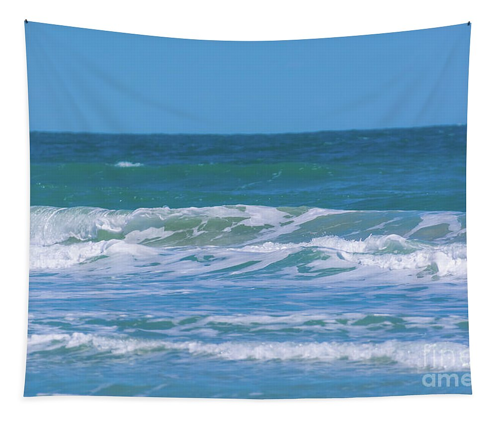 Ocean Tapestry featuring the photograph Wave Runner by Pamela Williams