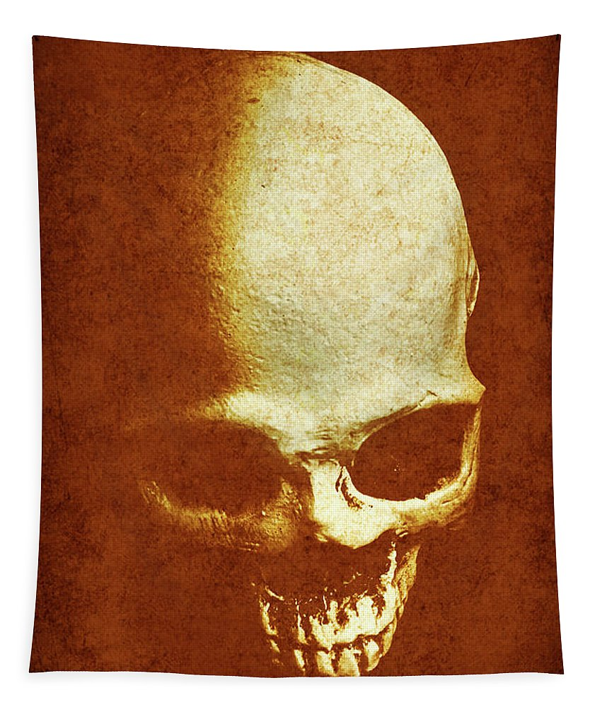 Vintage Tapestry featuring the photograph Weathered Remains by Jorgo Photography - Wall Art Gallery