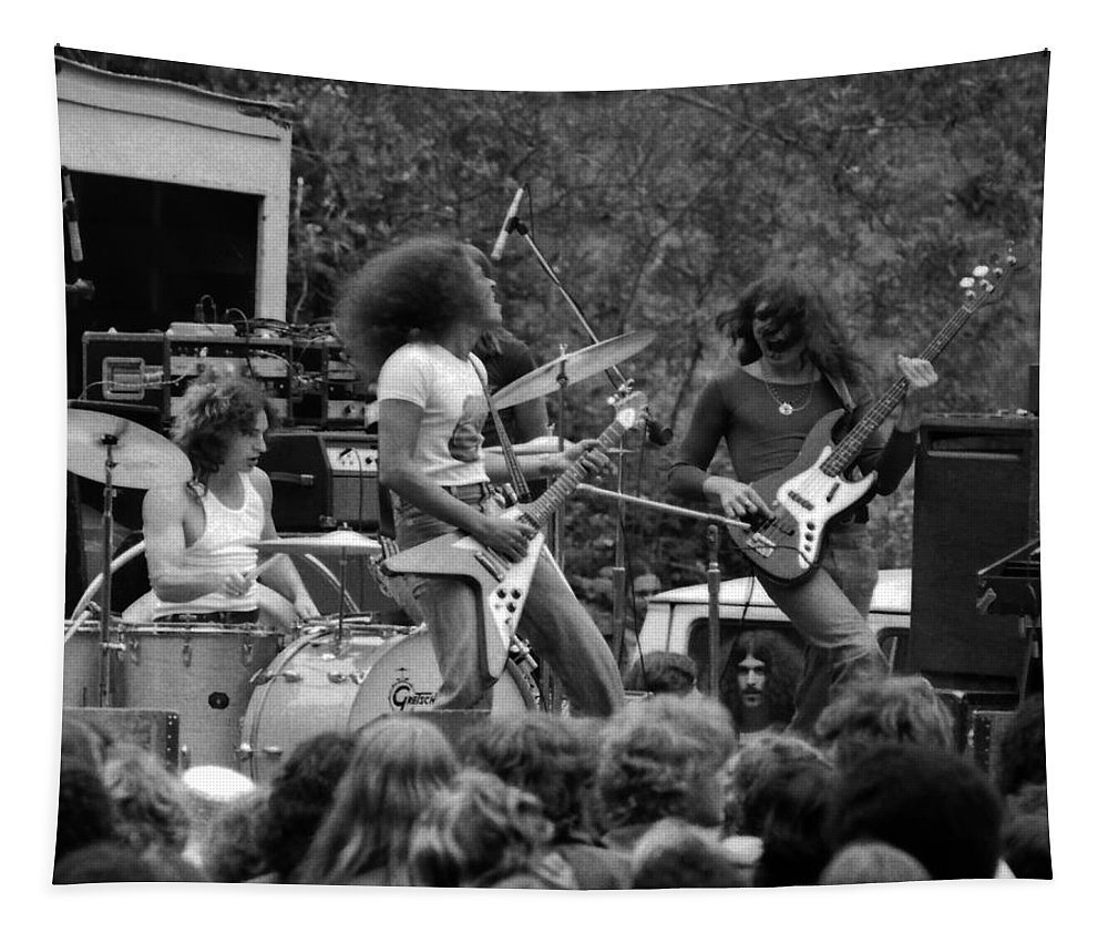 Classic Rock Tapestry featuring the photograph Ynt #11 by Ben Upham