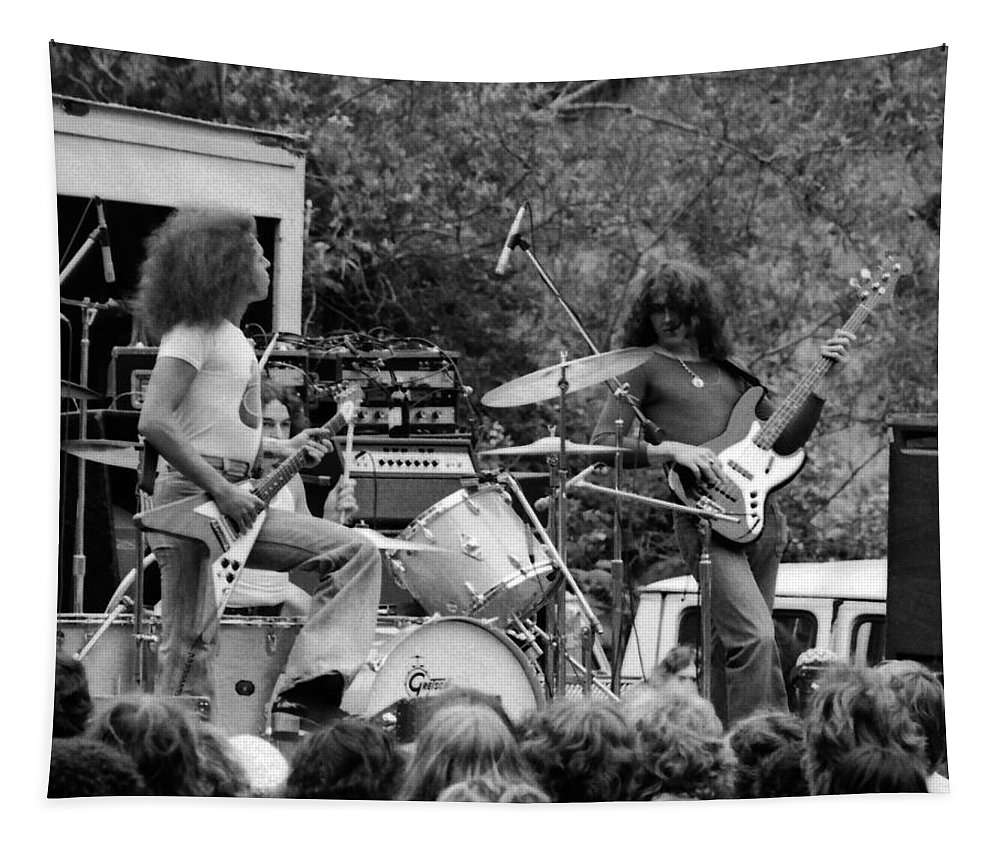 Classic Rock Tapestry featuring the photograph Ynt #12 Crop 2 by Ben Upham