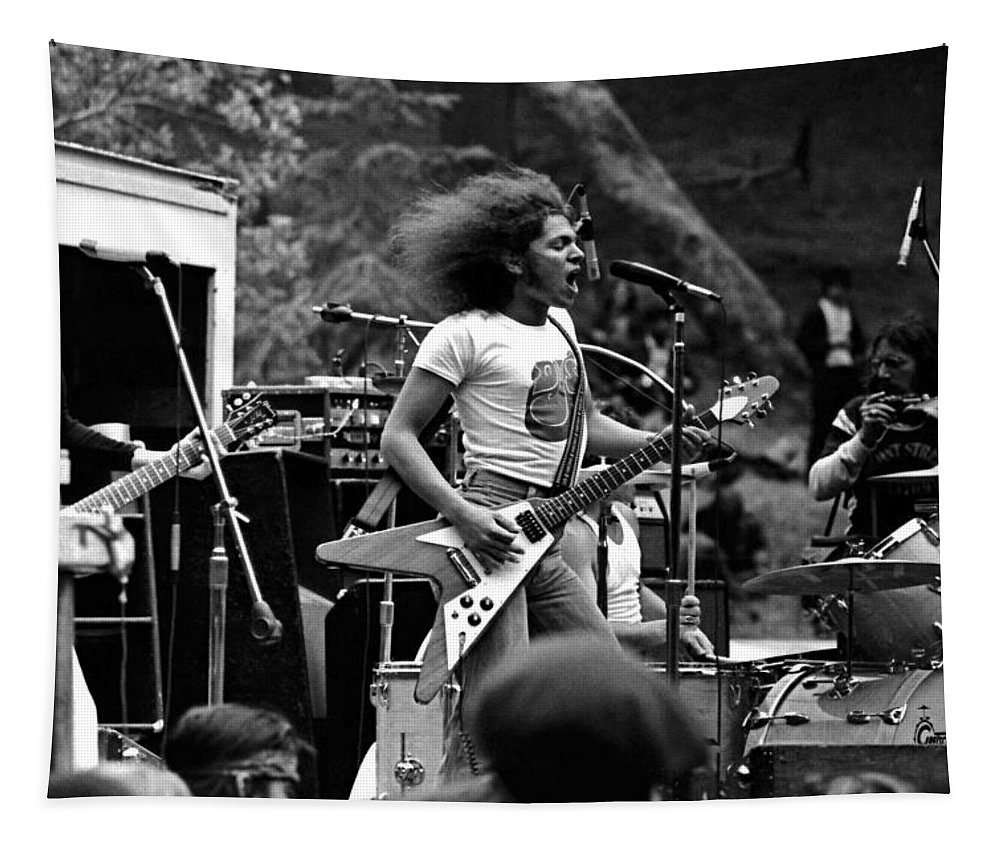 Classic Rock Tapestry featuring the photograph Ynt #2 by Ben Upham