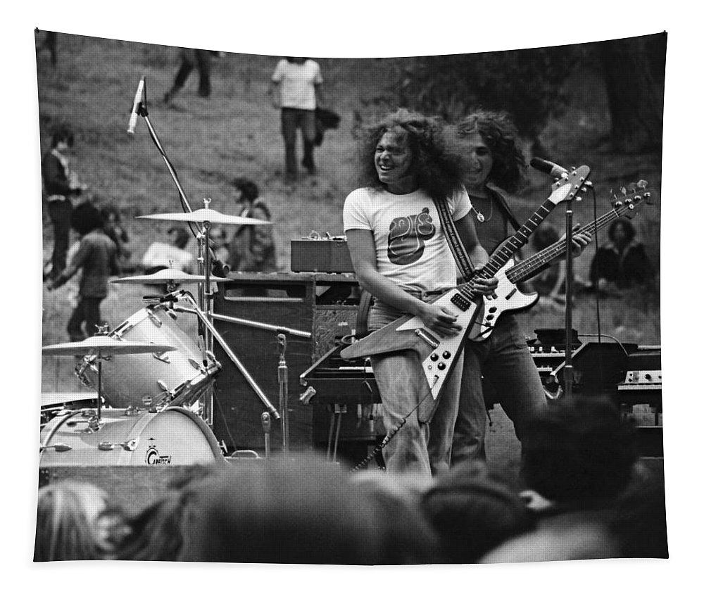 Classic Rock Tapestry featuring the photograph Ynt #3 by Ben Upham
