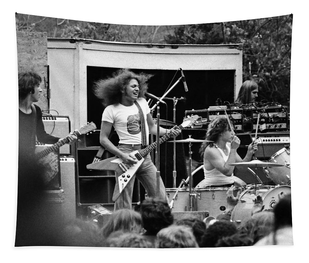 Classic Rock Tapestry featuring the photograph Ynt #5 Crop 2 by Ben Upham