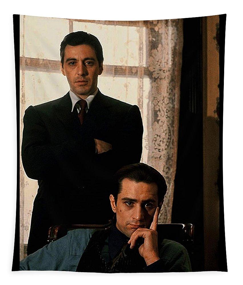 Imagenes De Jandi godfather tapestry