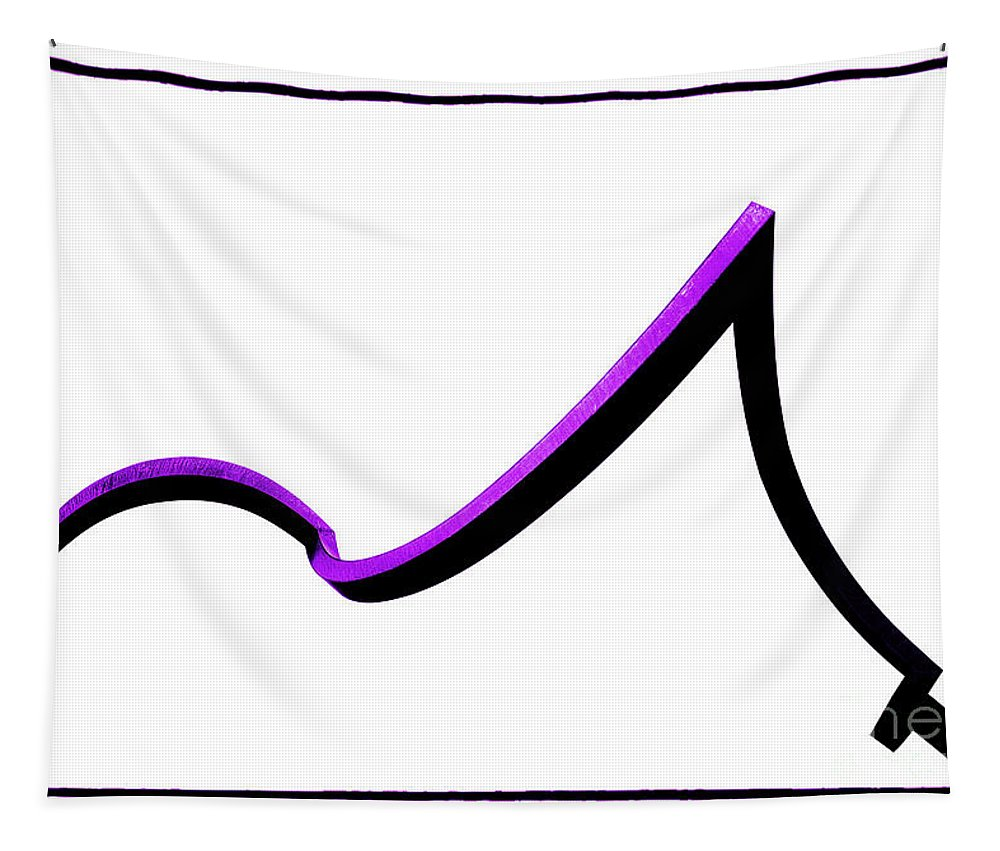 Girder Tapestry featuring the photograph Lilac by DiFigiano Photography