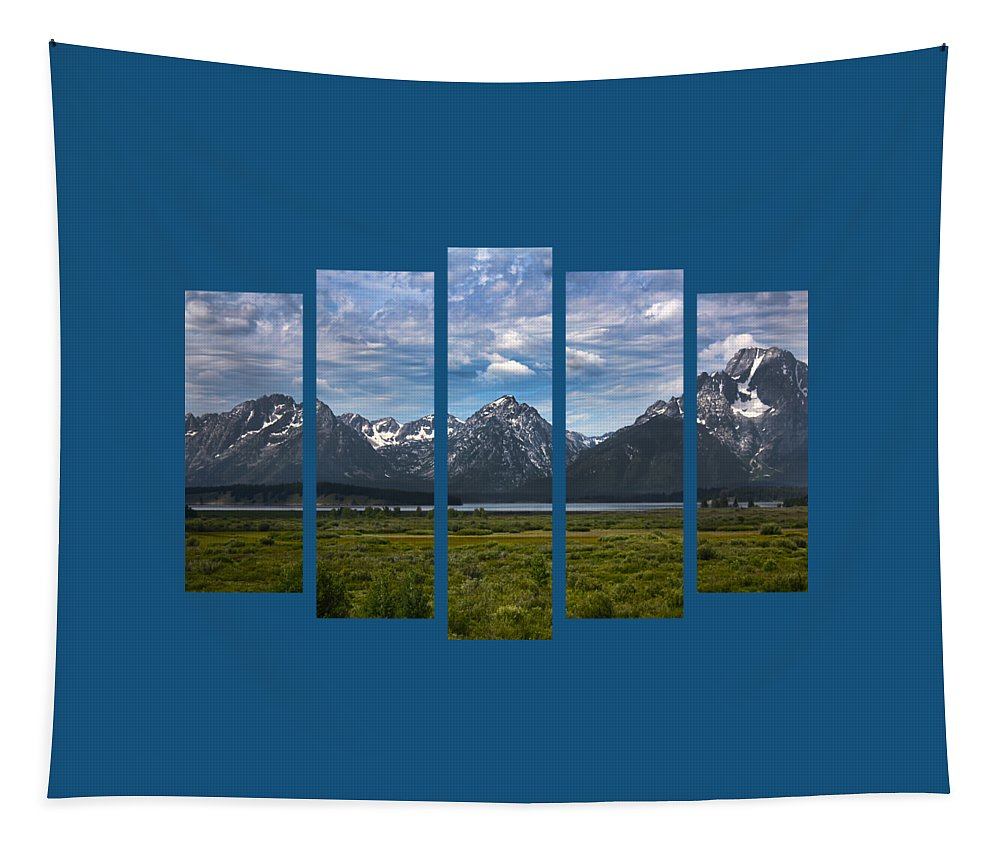 Set 8 Tapestry featuring the photograph Set 8 by Shane Bechler