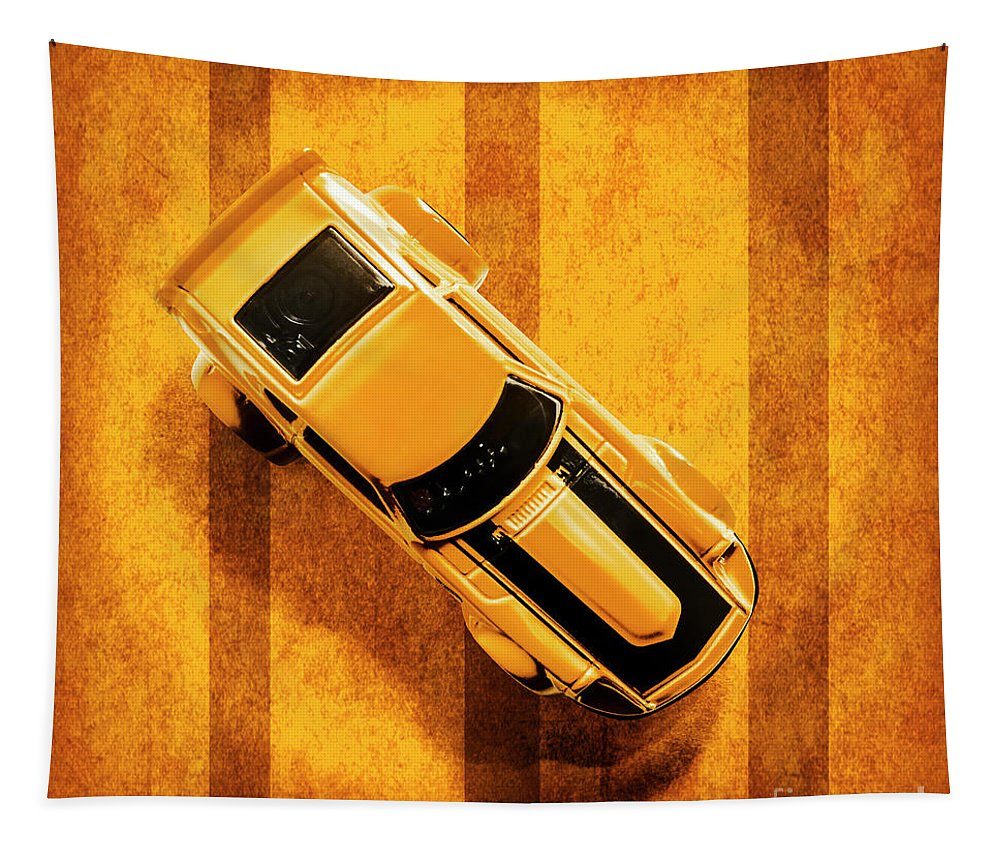 Automotive Tapestry featuring the photograph Z by Jorgo Photography - Wall Art Gallery