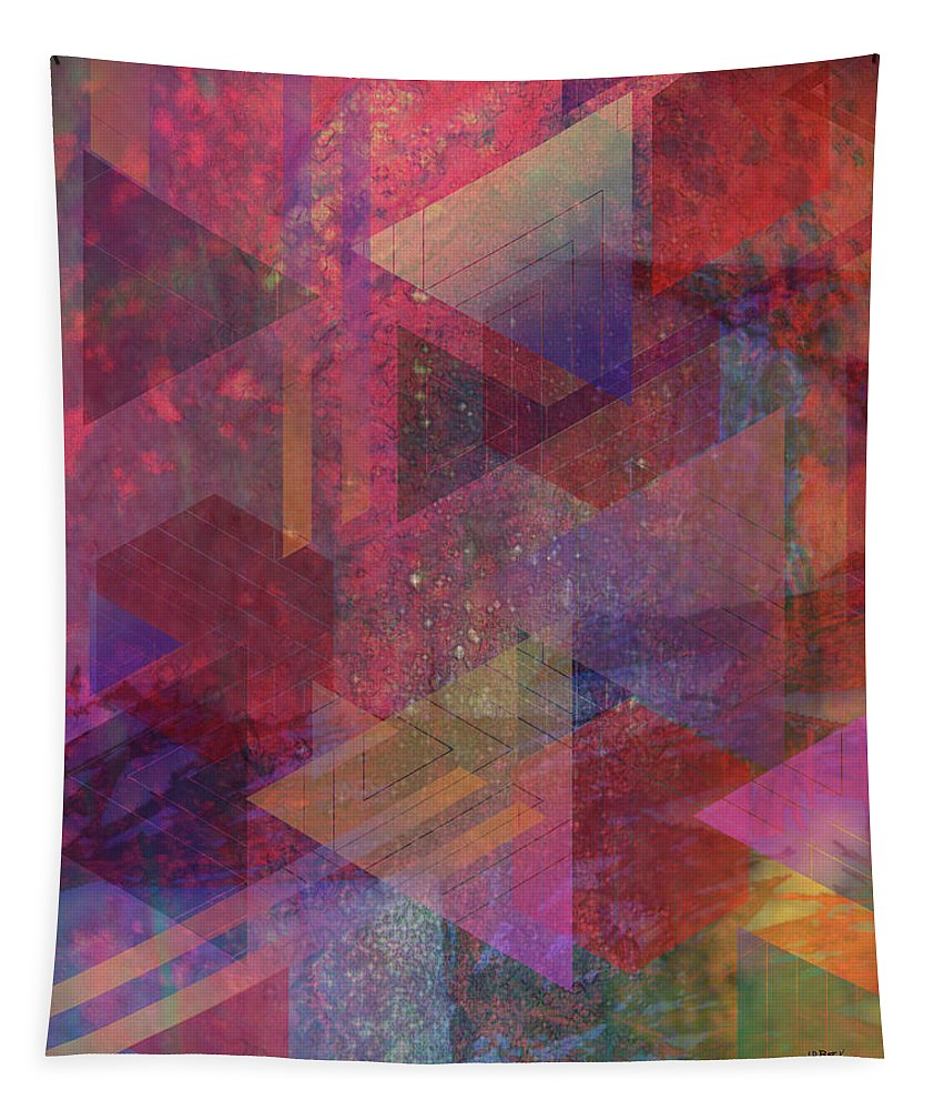 Another Place Tapestry featuring the digital art Another Place by John Robert Beck