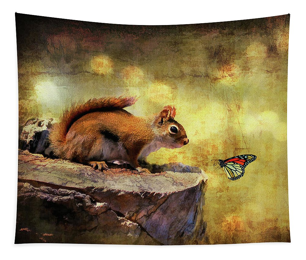 Woodland Wonder Tapestry For Sale By Lois Bryan