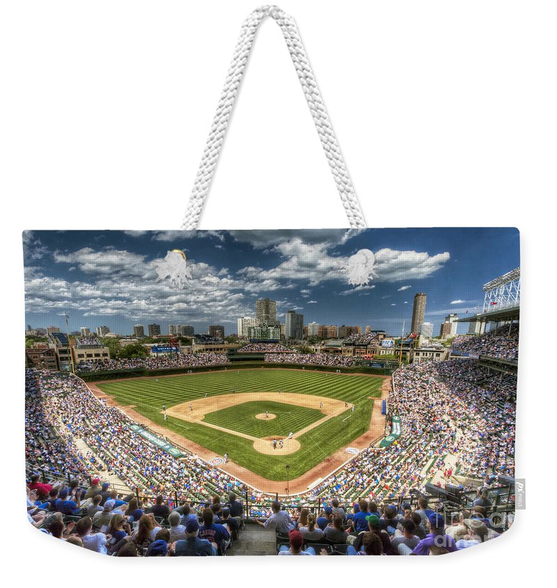 Chicago Photographs Weekender Tote Bags