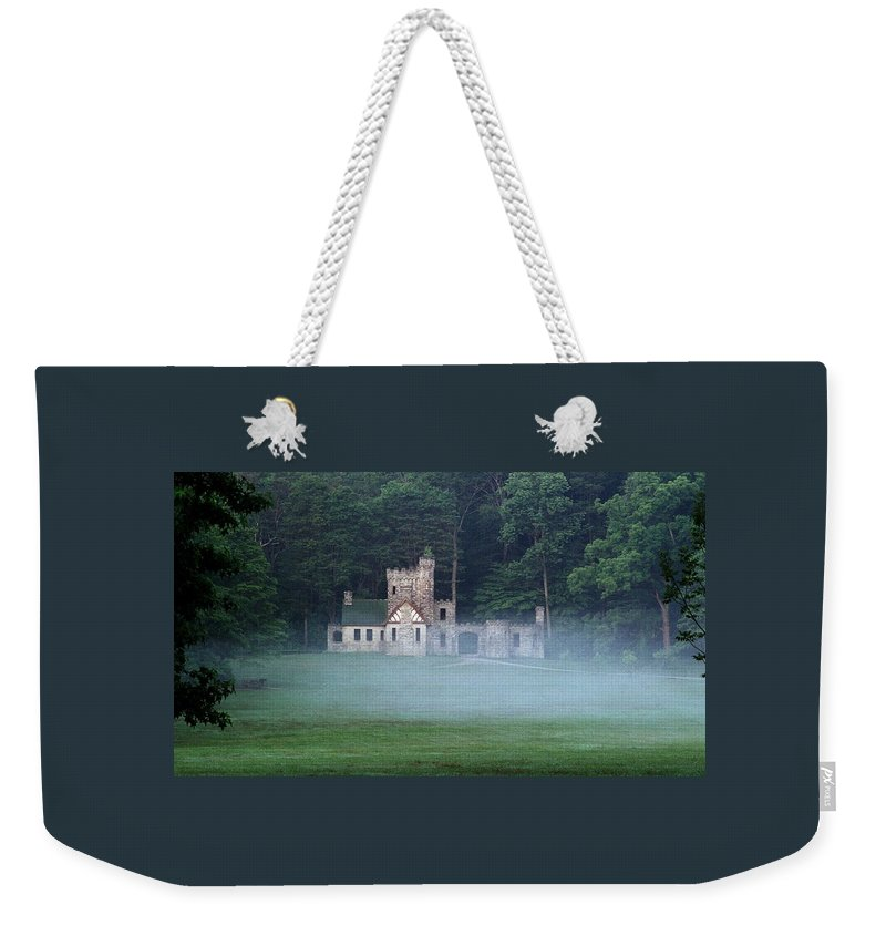 Squire Weekender Tote Bag featuring the photograph 070506-42 by Mike Davis