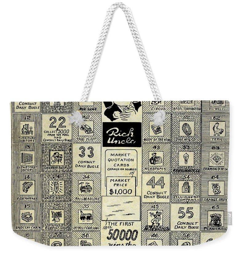 2 Tone Weekender Tote Bags