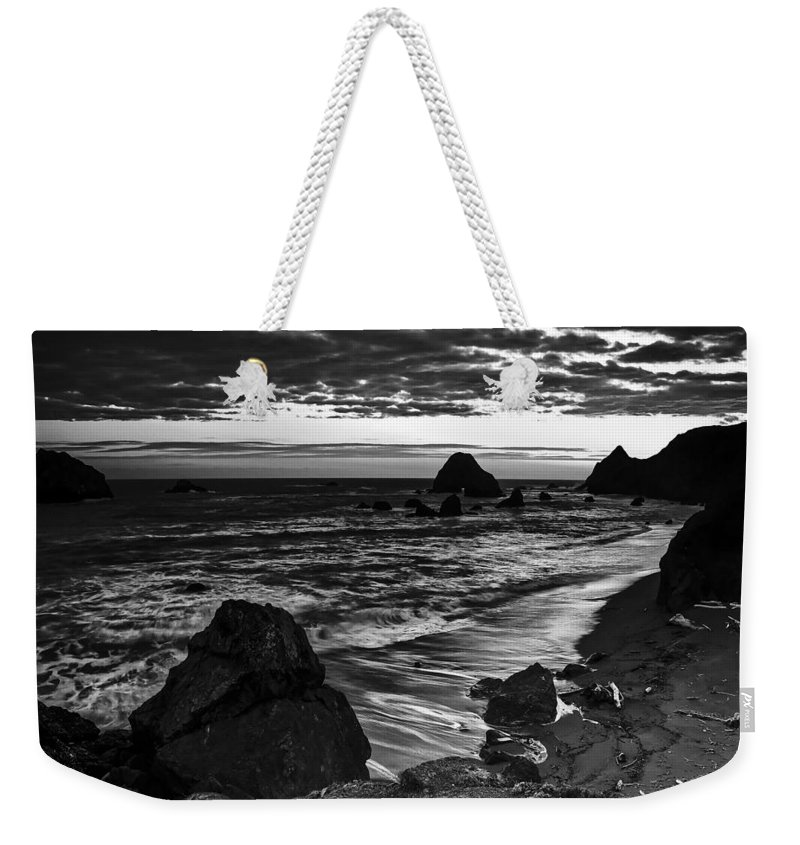 Beach Weekender Tote Bag featuring the photograph Beach 17 by Ingrid Smith-Johnsen