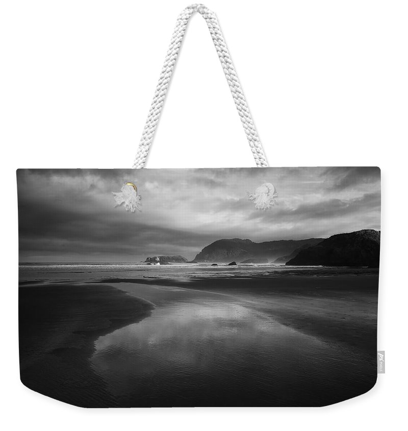 Beach Weekender Tote Bag featuring the photograph Beach 34 by Ingrid Smith-Johnsen