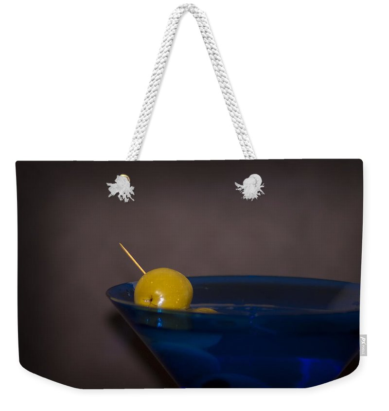Cocktail Weekender Tote Bag featuring the photograph Cocktail Hour by Bill Cannon