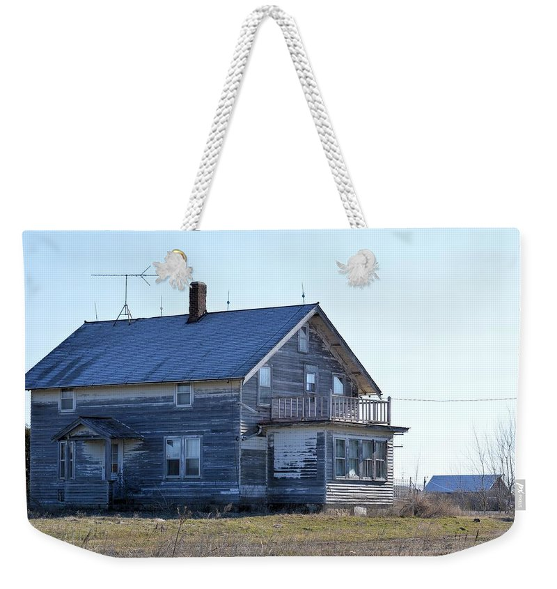Deserted Weekender Tote Bag featuring the photograph Deserted by Bonfire Photography
