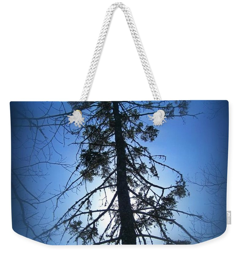 Divine Light Weekender Tote Bag featuring the photograph Divine Light by John Malone