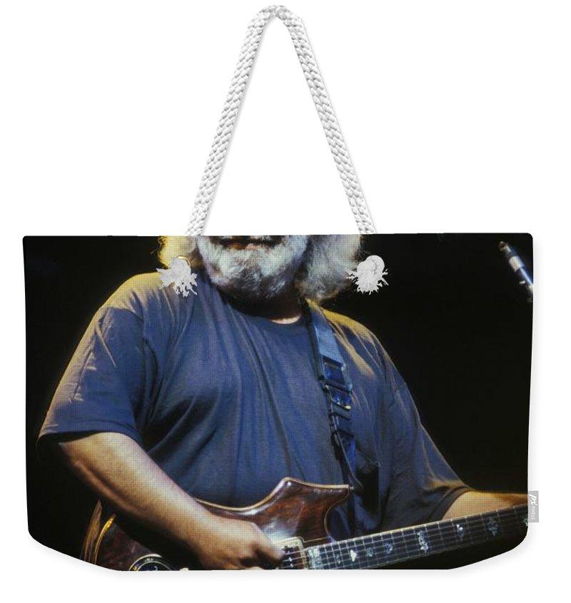 Enlargement Weekender Tote Bags