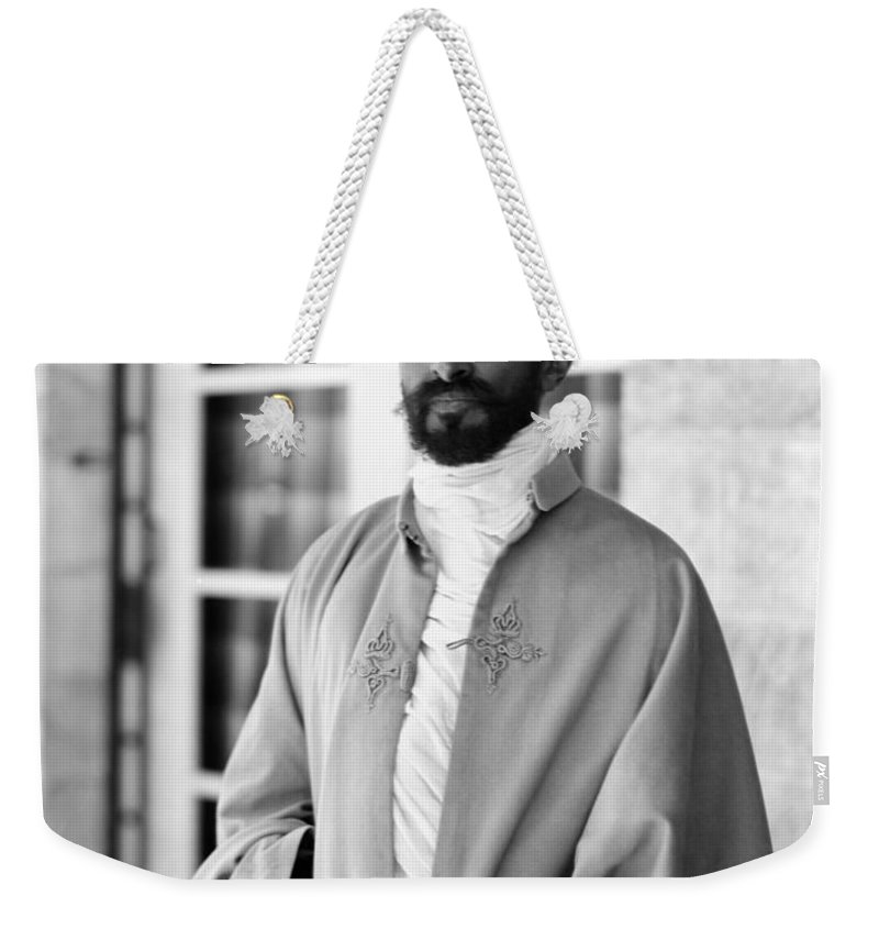 1923 Weekender Tote Bag featuring the photograph Haile Selassie (1892-1975) by Granger