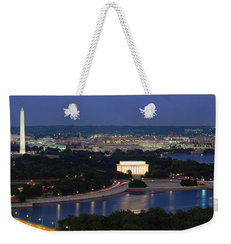 Washington Monument Weekender Tote Bags