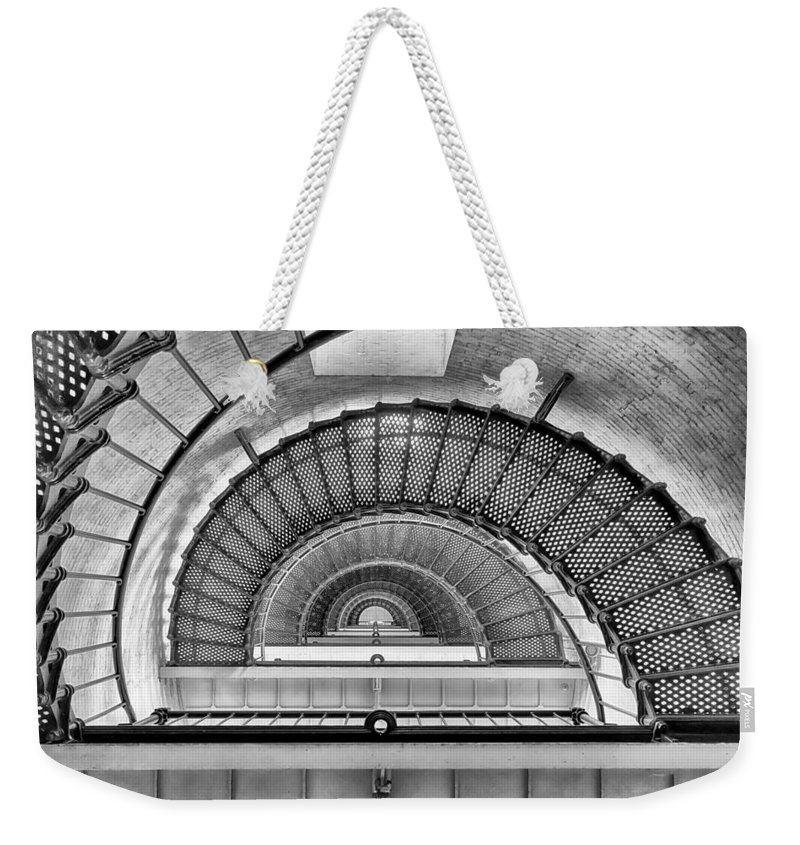 St Augustine Weekender Tote Bag featuring the photograph Into The Light by Howard Salmon