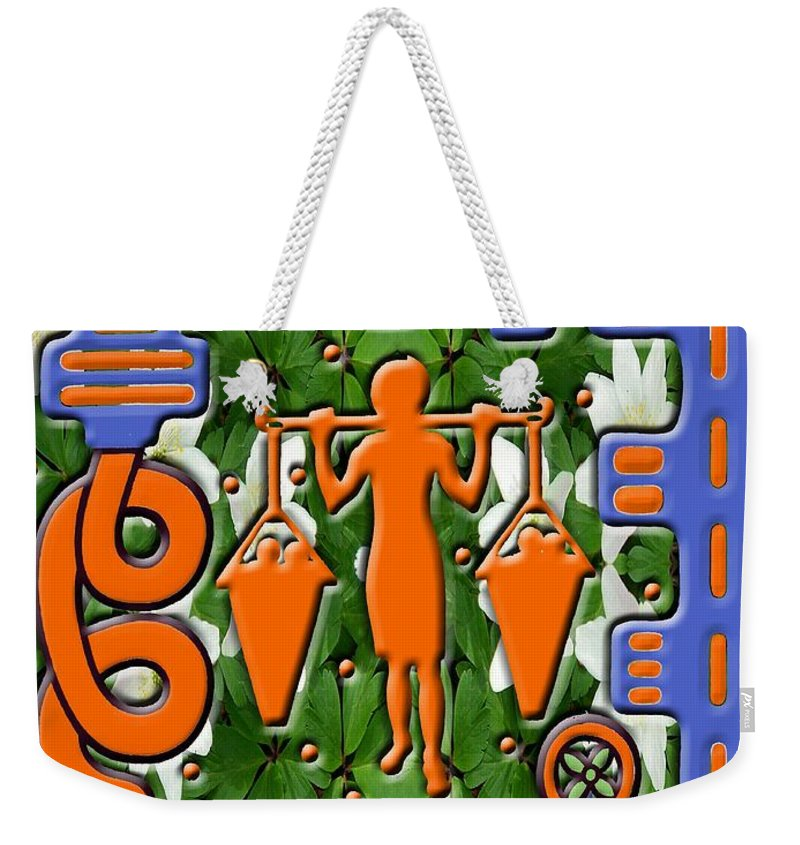Food Weekender Tote Bag featuring the painting Juice by Patrick J Murphy