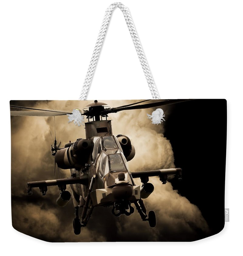 Atlas Rooivalk Weekender Tote Bag featuring the photograph My Office by Paul Job