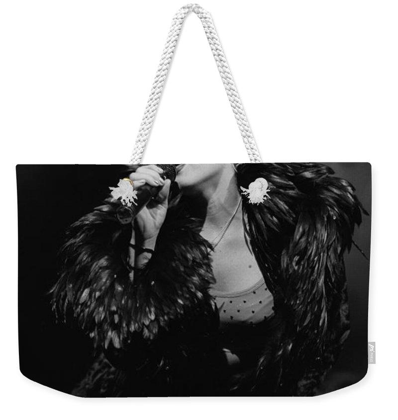 Gwen Stefani Weekender Tote Bags