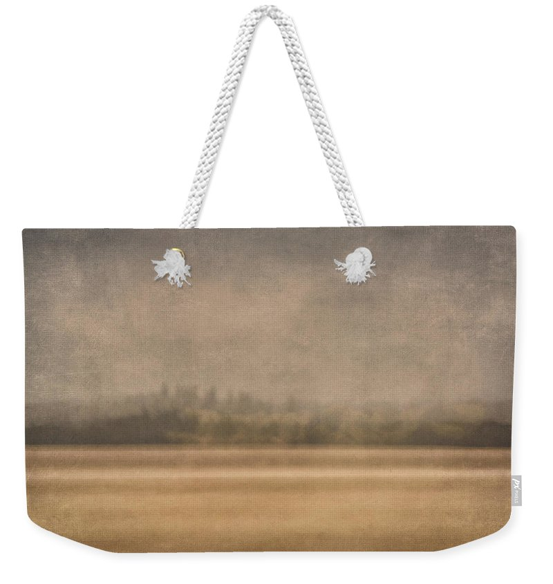 Oregon Weekender Tote Bag featuring the photograph Oregon Rain by Carol Leigh