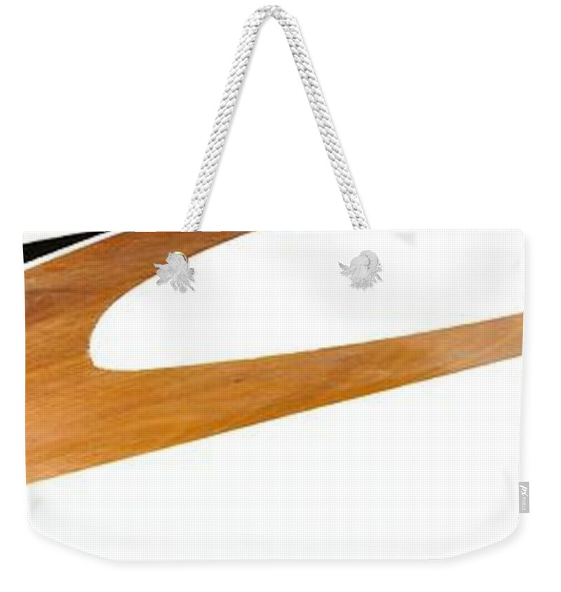 Rogers Weekender Tote Bag featuring the photograph R21 23613 2 by Jerry Sodorff