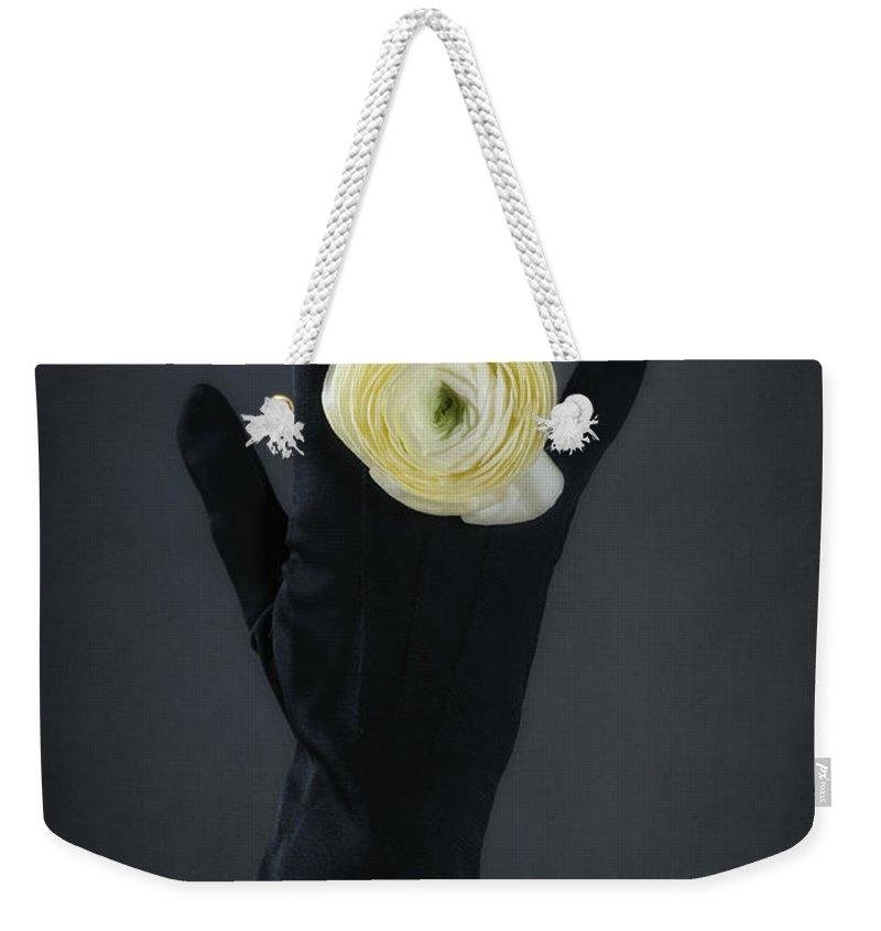 Flower Weekender Tote Bag featuring the photograph Ranunculus by Joana Kruse