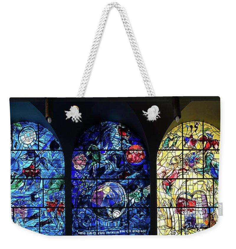 Human Interest Weekender Tote Bags