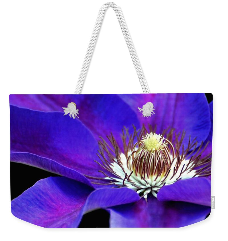 Flower Weekender Tote Bag featuring the photograph Summer Love by Diana Angstadt