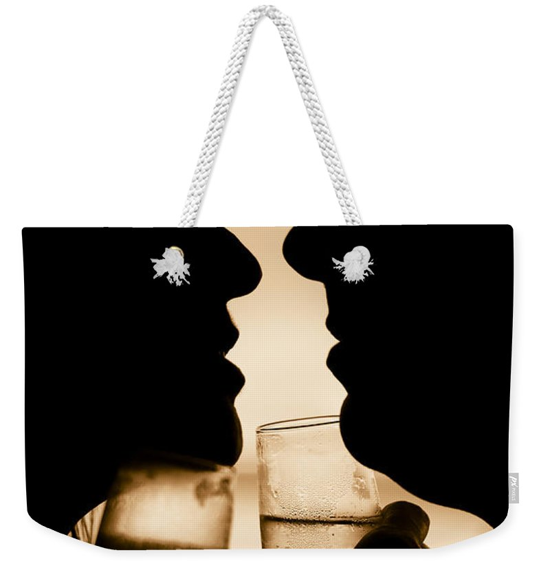 Afternoon Weekender Tote Bag featuring the photograph Summer Love by Jorgo Photography - Wall Art Gallery