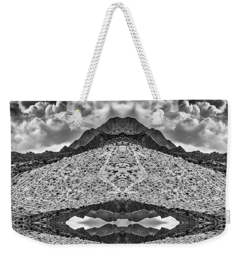 Underworld Weekender Tote Bag featuring the photograph Underworld by Dominic Piperata