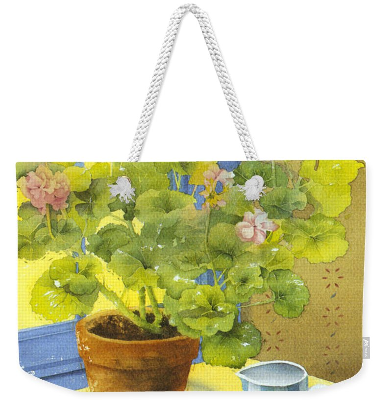 Julia Rowntree Weekender Tote Bag featuring the photograph Untitled by Julia Rowntree