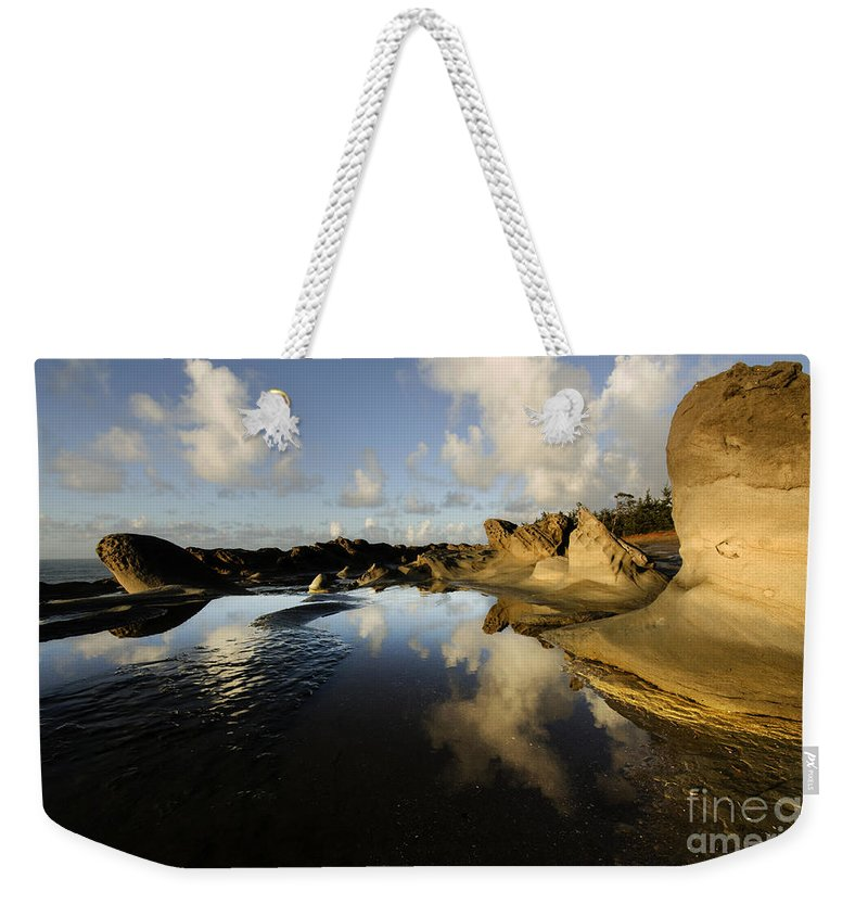 Surreal Weekender Tote Bag featuring the photograph Visions Of Nature 6 by Bob Christopher