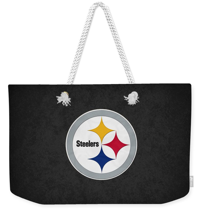 Steelers Weekender Tote Bag featuring the photograph Pittsburgh Steelers by Joe Hamilton